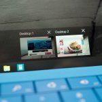 Windows 10: Χρησιμοποίησε πολλές επιφάνειες εργασίας