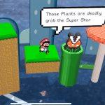 Super Mario AR: Ένα 16-bit video game επαυξημένης πραγματικότητας!