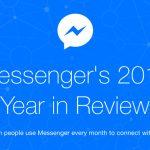 Facebook Messenger: 17 δισεκατομμύρια βίντεο-συνομιλίες μέσα στο 2017!