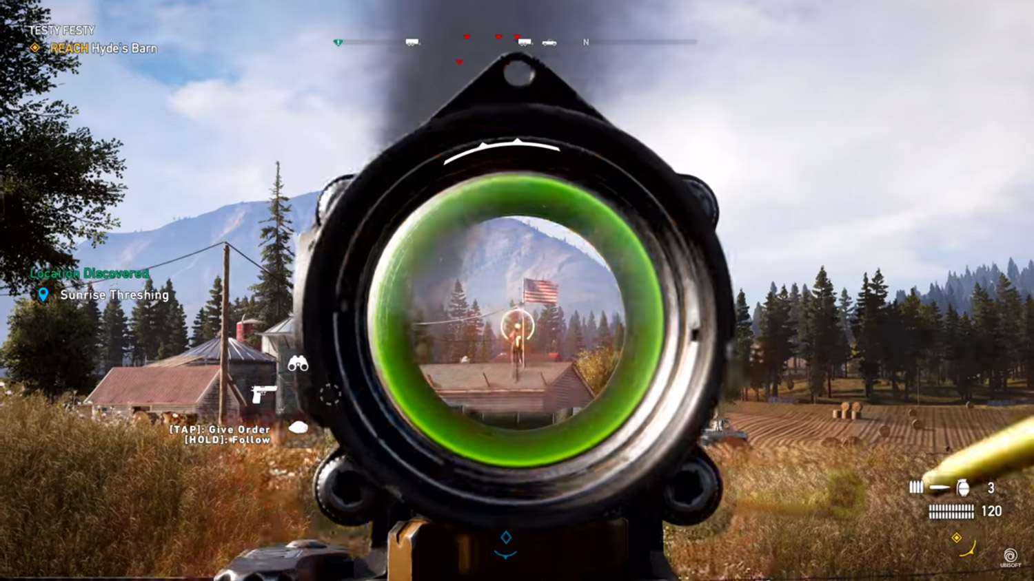far cry 5 how to record video