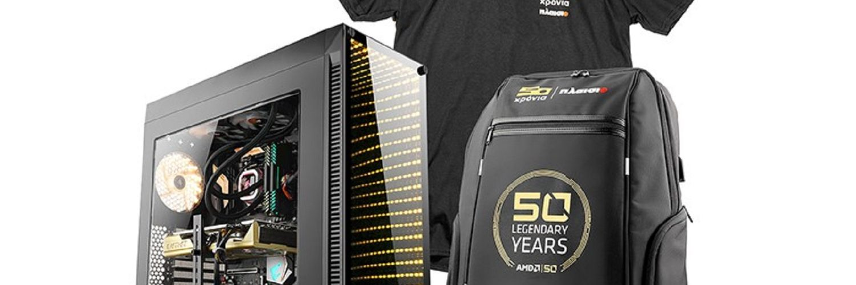 Πλαίσιο & AMD: 50 χρόνια τεχνολογίας και καινοτομίας