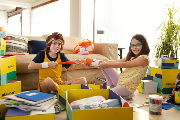 Box: «Με το Πλαίσιο είμαι πανέτοιμος για τη νέα σχολική χρονιά»