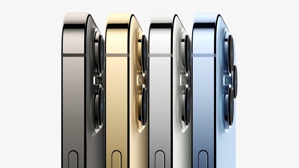 iPhone 13 Pro και Pro Max